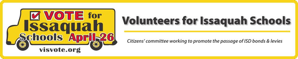 Volunteers for Issaquah Schools